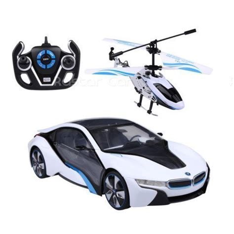 Rc Model Vehicles Remote Controlled Toys Ebay | 1 14 speed twins bmw i8 car helicopter radio remote