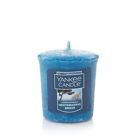 bed bath and beyond yankee candle yankee candle 174 slers 174 mediterranean breeze votive