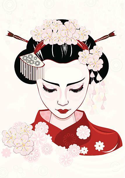 geisha clipart geisha pieces clipart collection