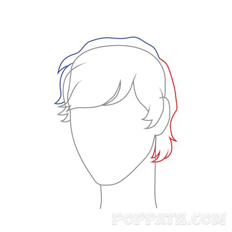 How To Draw Hairstyles