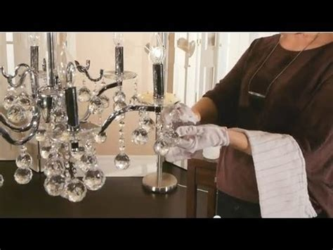 Chandelier Cleaning Tips Easy Crystal Chandelier Cleaning Tips Youtube