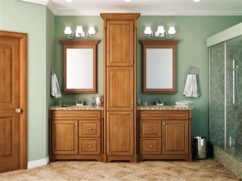 starmark cabinets starmark cabinetry bath suite for two traditional