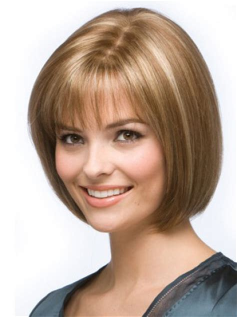 hairstyles for chin length for kids off 5 and above easy blonde straight chin length wigs realistic wigs