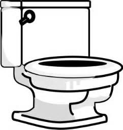 Free toilet clipart 1 page of public domain clip art