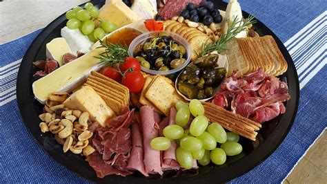 canape platters the food co catering canap 233 s platters