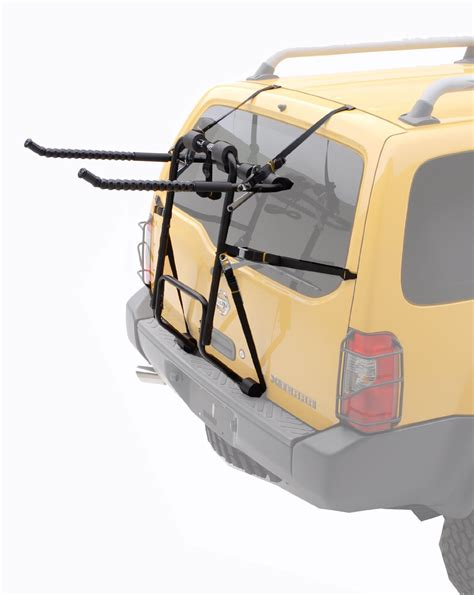 bike rack hqhollywood racks f4 heavy duty 4 bike trunk