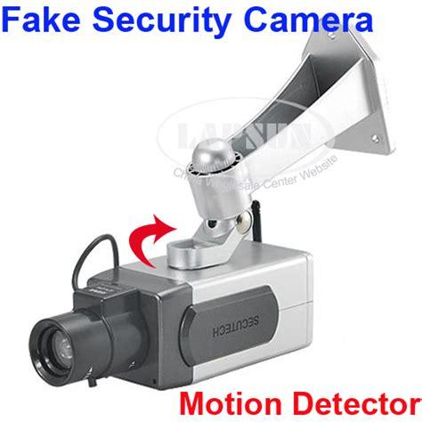 Dummy Surveillance Cctv With Motion Sensor Diskon dummy joke home cctv security motion detector sensor led light 2 ls dv339