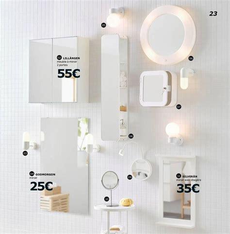 Catalogue Salle De Bain by Salle De Bains Ikea Le Nouveau Catalogue 2017 Est En
