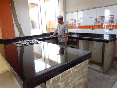 encimeras mesas tableros cocina granito cuarzo marmol