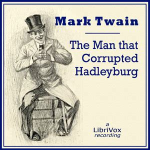 Corrupted free hadleyburg man papers term that