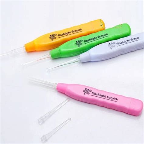 Ear Flashlight 1 other bath time grooming flashlight earpick buy 1 get 1 free was sold for r1 00 on 3 aug