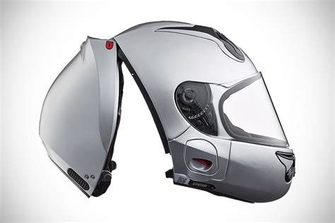 Mobile Home Kitchen Design vozz helmets rs 1 0 splits open to fit your head says