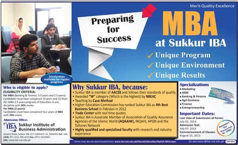 Iba Mba Admission Result by Sukkur Iba Offers Mba Admissions 2017 Merit List Result 2017