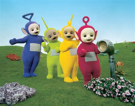 image gallery teletubbies characters