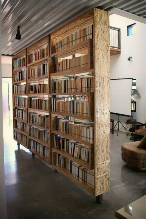 bibliotheque interiors la s 233 paration de pi 232 ce en 83 photos inspiratrices s 233 parations de pi 232 ces s 233 paration et pi 232 ces