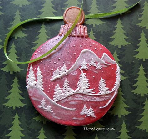 christmas tree ornament cookie connection
