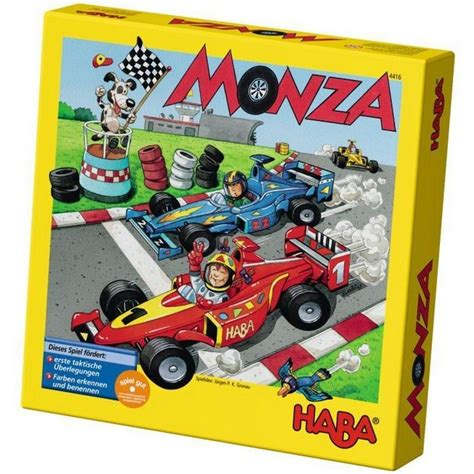 Monza By Table Toys haba toys monza race car