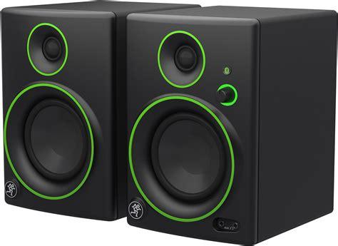 Speaker Passive Studio Monitor Mackie Cr 4 Harga Set mackie cr4bt bluetooth studio monitor speakers metro