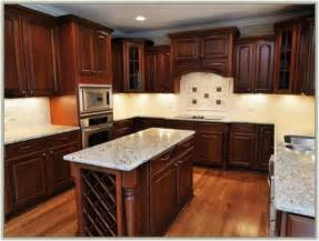 Stock Kitchen Cabinets by Kitchen Classics Denver Hickory Cabinets Cabinet Home