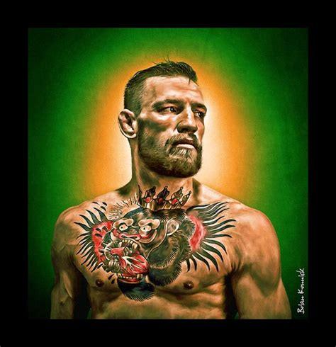 mcgregor notorious tattoo irish legend conor mcgregor if you love mma you ll
