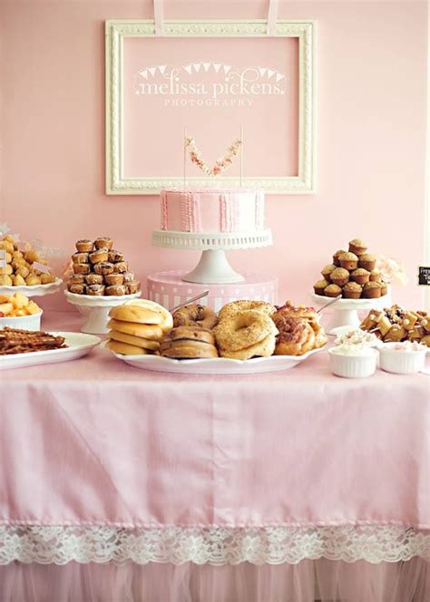 Ideas For Brunch Baby Shower by The Chalkboard And Breakfast Theme Baby Shower