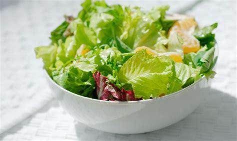 imagenes ensaladas verdes receta de ensalada verde hogarutil