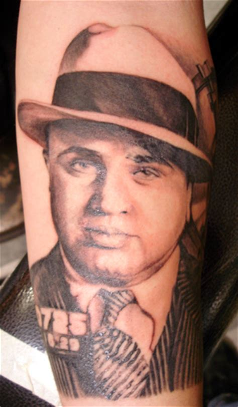 al capone tattoos looking for unique arizona tattoos al capone