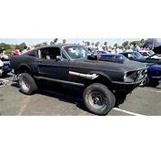 MONSTER FORD MUSTANG 4X4 MAD MAX ROAD WARRIOR  HOT CARS