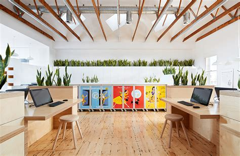 design studio hq by archer architects karmatrendz birkenstock australia hq designed with greenery and