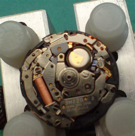 capacitor replacement for seiko kinetic seiko kinetic capacitor replacement 5m42 3m22