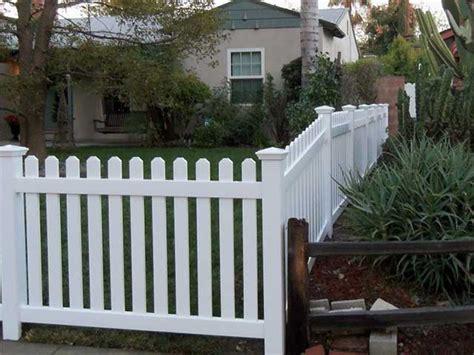 vinyl level top picket fence design ideas pictures vinyl concepts