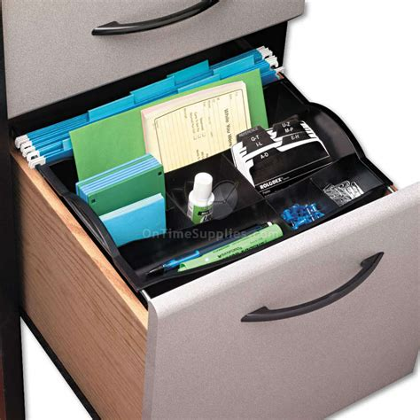 Plastic Desk Drawer Organizer Rub11916ros Plastic Drawer Organizers By Rubbermaid Ontimesupplies Ontimesupplies