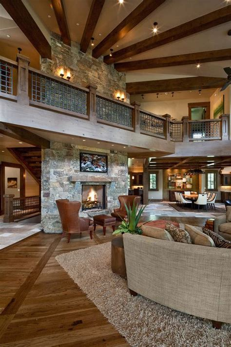 home design story move rooms traditional great room with high ceiling exposed beam