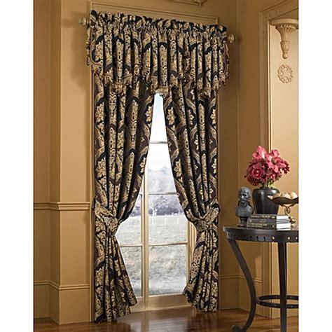 j queen new york curtains buy j queen new york majestic 84 quot window curtain panel