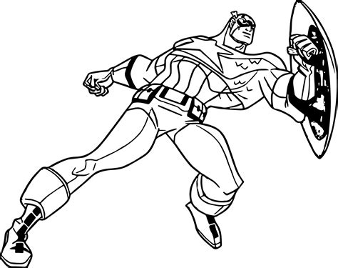 Captain America Shield Coloring Pages Bestofcoloring Com Captain Marvel Coloring Pages