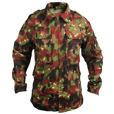 Swiss Army New Design swiss army alpenflage shirt new army and outdoors