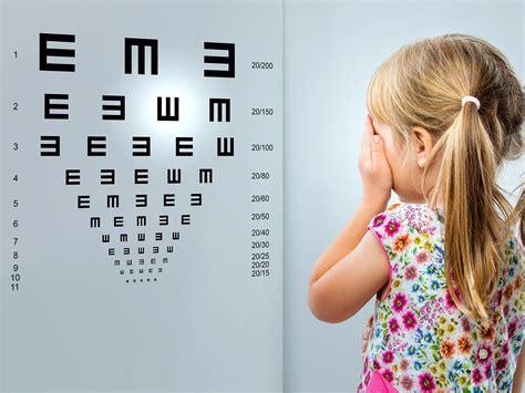 come fare test come preparare i bambini al controllo visivo con il test