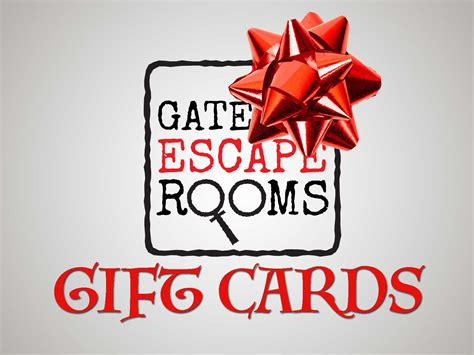 Gateway Gift Card - home gateway escape roomsgateway escape rooms