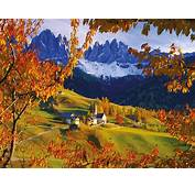 Ravensburger Jigsaw Puzzle The Dolomites In Autumn Puzzel