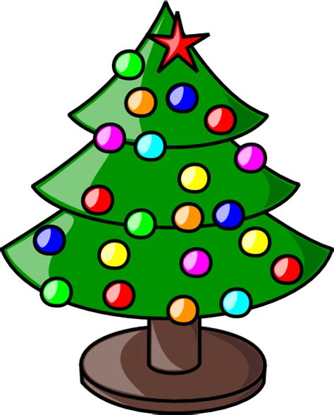 weihnachtsbaum clipart free tree 2 clip at clker vector clip