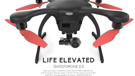 Ghost Drone 2 0 ehang ghost drone 2 0 with 4k product dronetrest