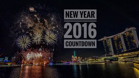 new year singapore 2016 events new year countdown 2016 singapore marina bay