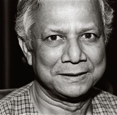 biography muhammad yunus laureate muhammad yunus