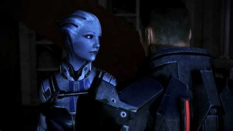 mass effect 3 romance scene liara youtube mass effect 3 liara m shep romance 18 goodbye
