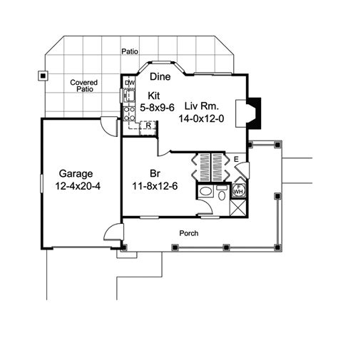 vacation home floor plans riverview vacation home plan 007d 0142 house plans and more