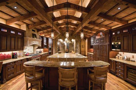 mediterranean kitchen design mediterranean dream old world residence 1