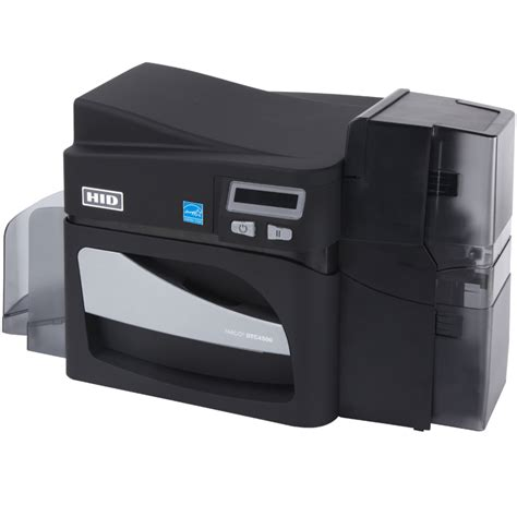 card printer fargo dtc4500 card printer encoder secure identity