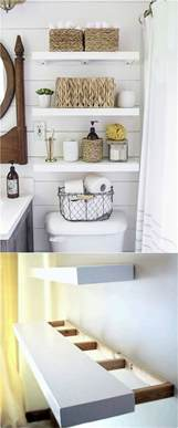 wall shelves in bathroom 16 easy and stylish diy floating shelves wall shelves