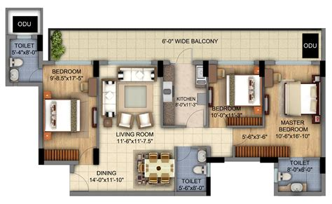 Home Plans Single Story by Floor Plan Winnie Tree Properties