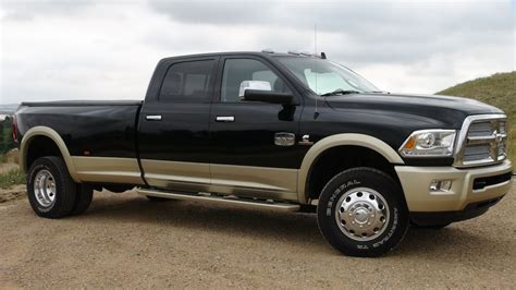 dodge 1 ton dually dodge ram 3500 dually review dodge